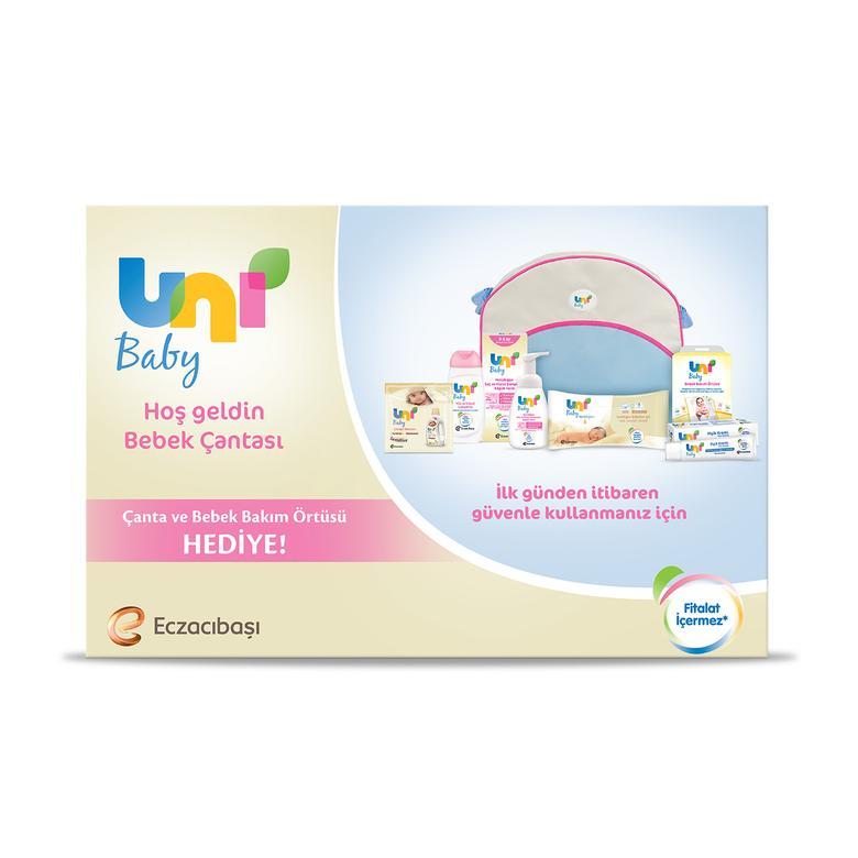 Unisex Bebek Uni Baby Yeni Doğan Çanta Seti 9932UB64014