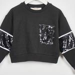 Kız Çocuk Sweatshirt 2021GK08050