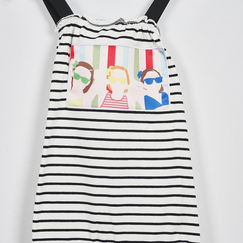 Kız Çocuk Örme Elbise 2111GK26043