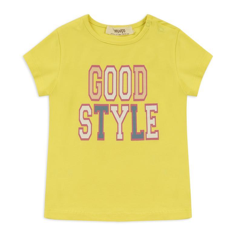 Kız Bebek T-Shirt 2111GB05035