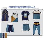 Erkek Çocuk T-Shirt 2111BK05063