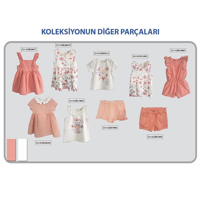 Kız Bebek Elbise 2111GB26017