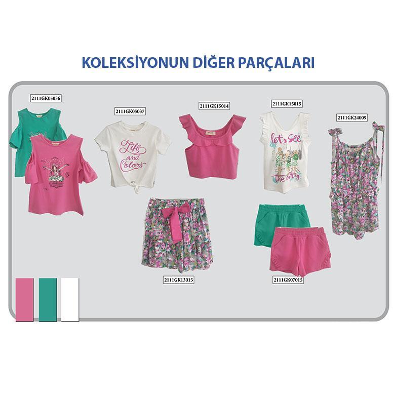Kız Çocuk Etek 2111GK13015