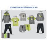 Erkek Bebek Uzun Kollu T-shirt 2111BB05004