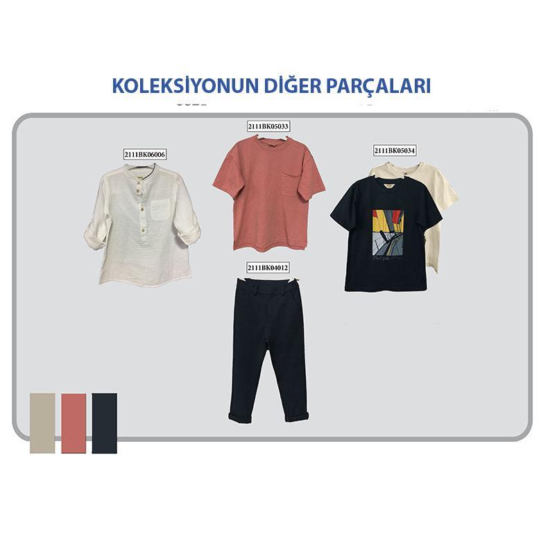 Erkek Çocuk T-Shirt 2111BK05034