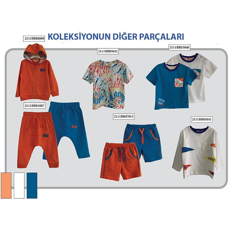 Erkek Çocuk 2'li Takım 2111BK17007