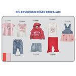 Kız Bebek Denim Pantolon 2111GB04011