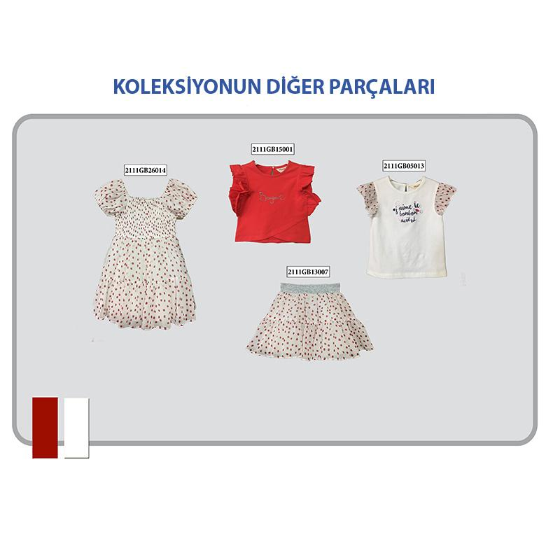 Kız Bebek Atlet 2111GB15001