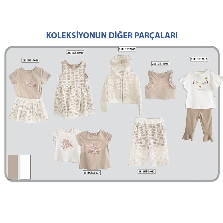 Kız Bebek Atlet 2111GB15005