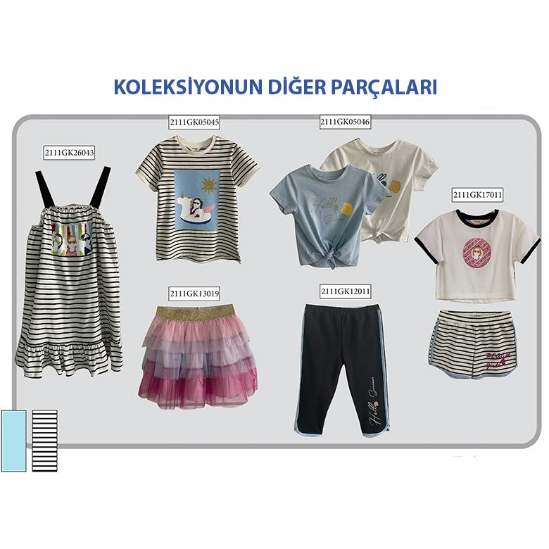 Kız Çocuk Tayt 2111GK12011