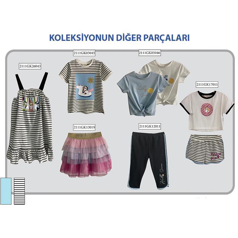 Kız Çocuk Etek 2111GK13019