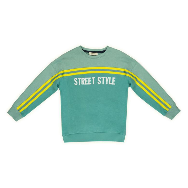 Erkek Çocuk Sweatshirt 2121BK08002