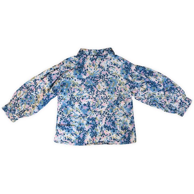 Kız Bebek Gömlek 2121GB06006