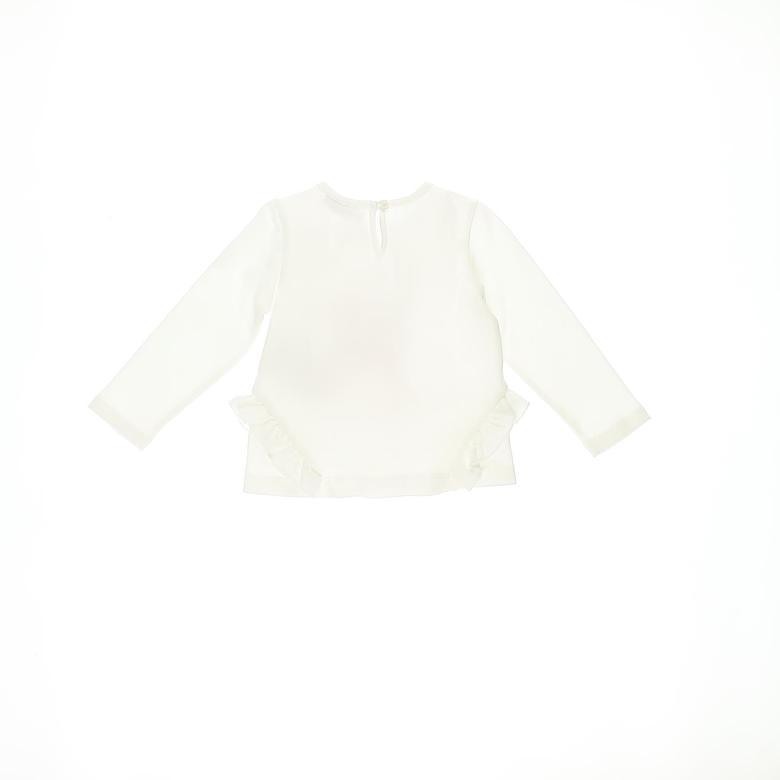 Kız Bebek Uzun Kollu T-shirt 2121GB05017