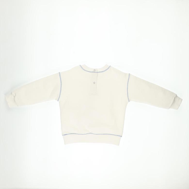 Erkek Bebek Sweatshirt 2121BB08007