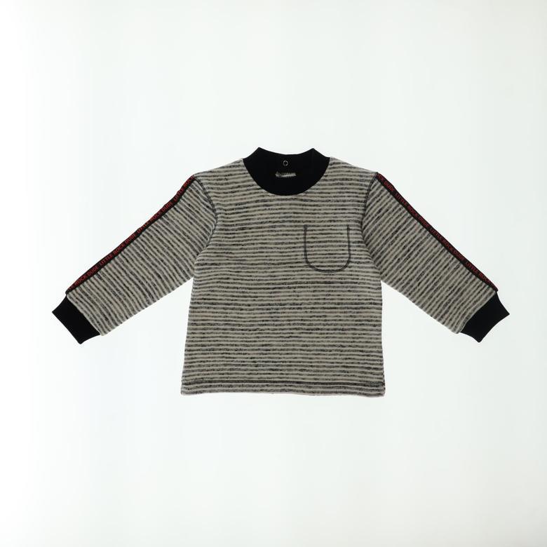 Erkek Bebek Sweatshirt 2121BB08018