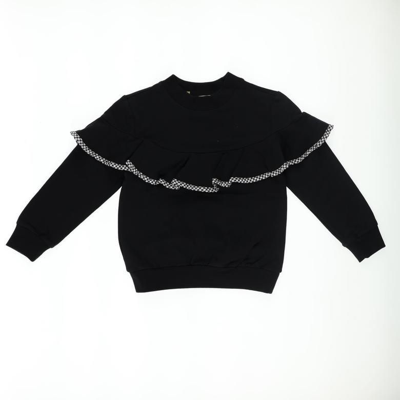 Kız Çocuk Sweatshirt 2121GK08022