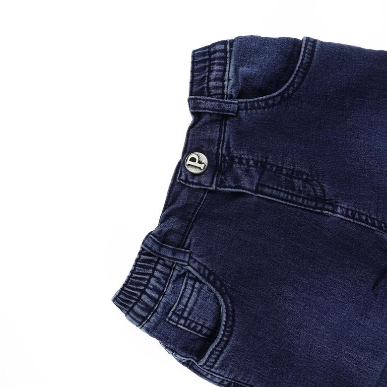 Erkek Bebek Denim Pantolon 2121BB04002