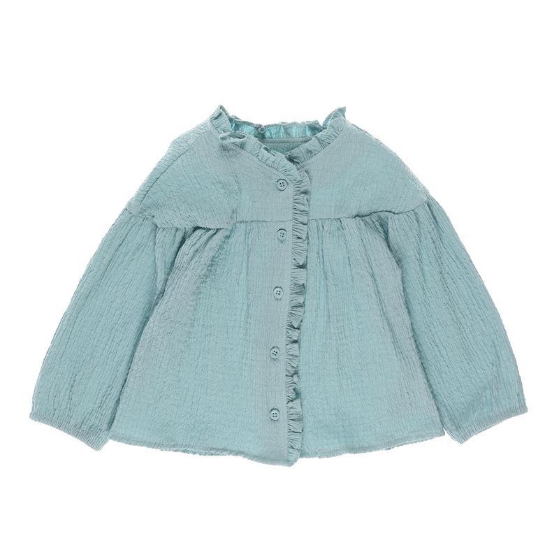 Kız Bebek Gömlek 2121GB06003