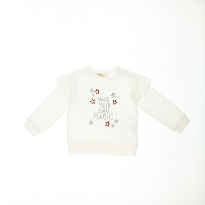 Kız Bebek Sweatshirt 2121GB08021