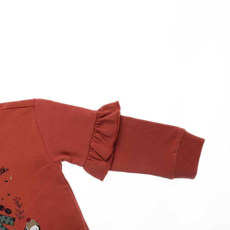 Kız Bebek Sweatshirt 2121GB08018