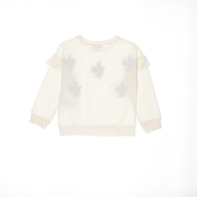 Kız Çocuk Sweatshirt 2121GK08021