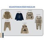 Erkek Bebek Uzun Kollu T-shirt 2121BB05017