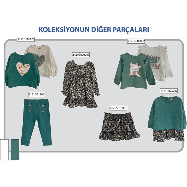 Kız Bebek Elbise 2121GB26001