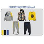 Erkek Çocuk Uzun Kollu T-shirt 2121BK05018