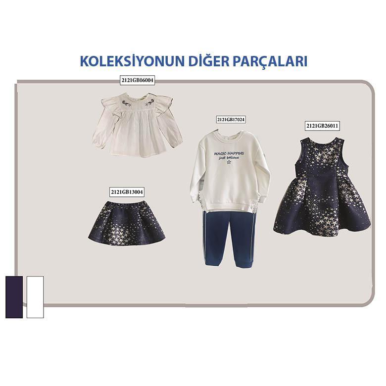 Kız Bebek Elbise 2121GB26011