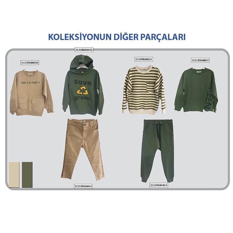 Erkek Çocuk Eşofman Altı 2121BK01013