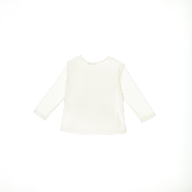 Kız Bebek Uzun Kollu T-shirt 2121GB05024