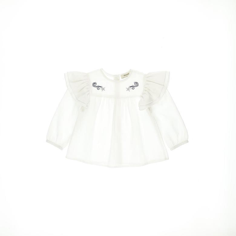 Kız Bebek Gömlek 2121GB06004