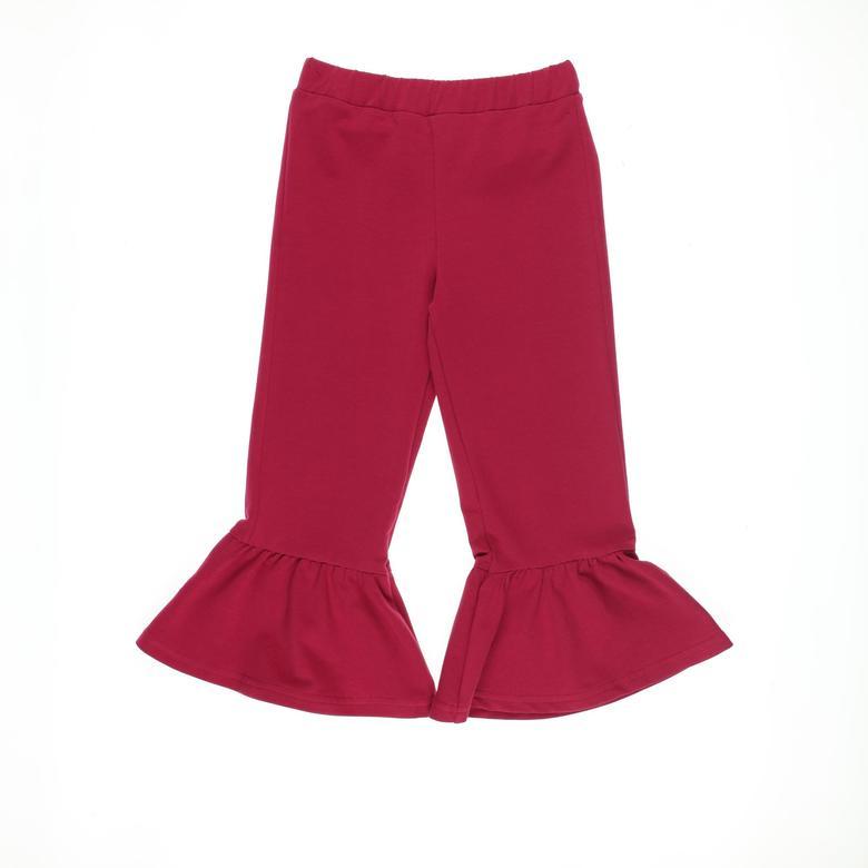Kız Çocuk Örme Pantolon 2121GK04002