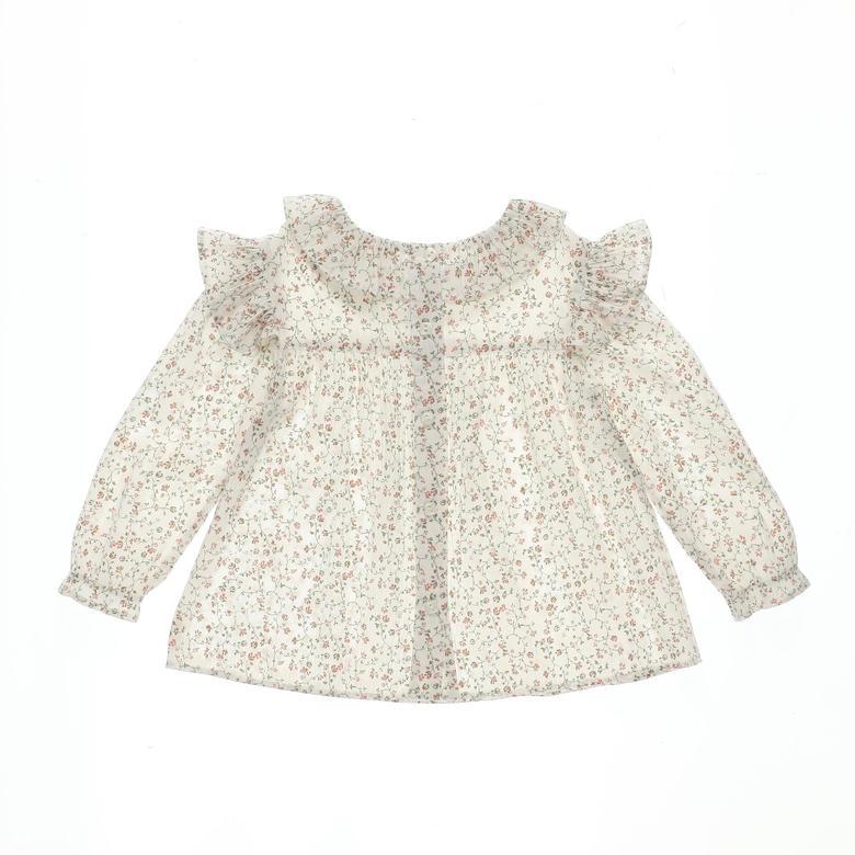 Kız Bebek Gömlek 2121GB06001