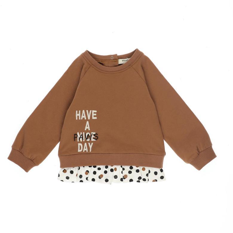 Kız Bebek Sweatshirt 2121GB08036