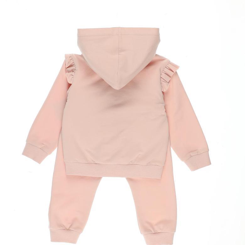 Kız Bebek 2'li Eşofman Takım 2121GB17013