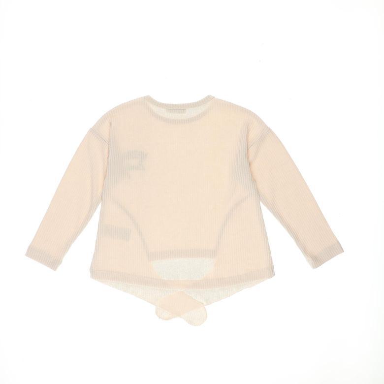 Kız Çocuk Uzun Kollu T-shirt 2121GK05029