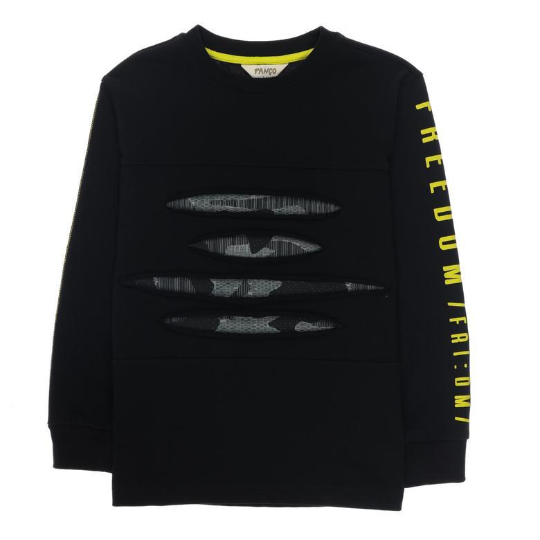 Erkek Çocuk Uzun Kollu T-shirt 2121BK05007