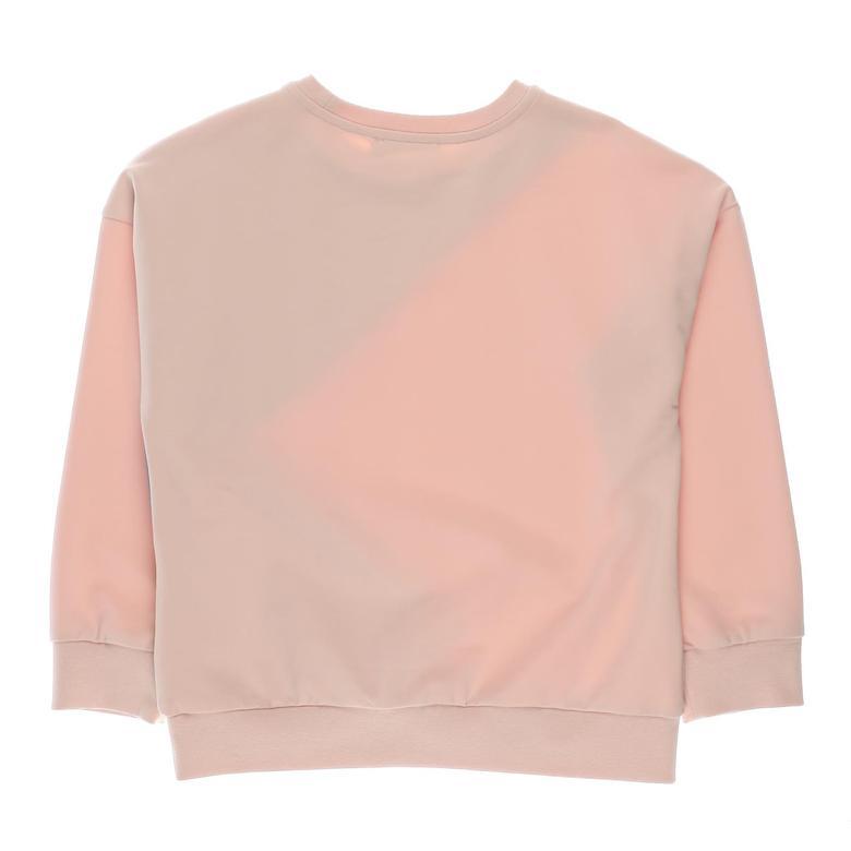 Kız Çocuk Sweatshirt 2121GK08003