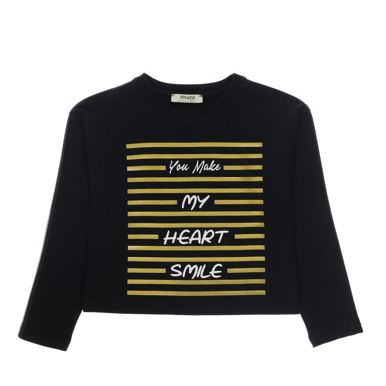 Kız Çocuk Sweatshirt 2121GK08049