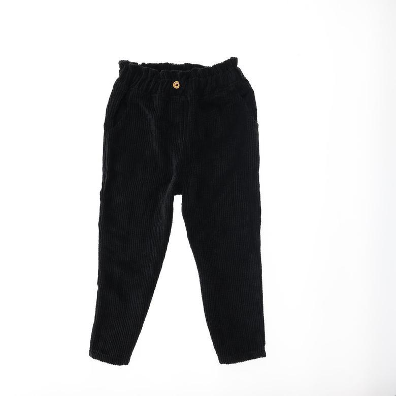 Kız Çocuk Kadife Pantolon 2121GK04014
