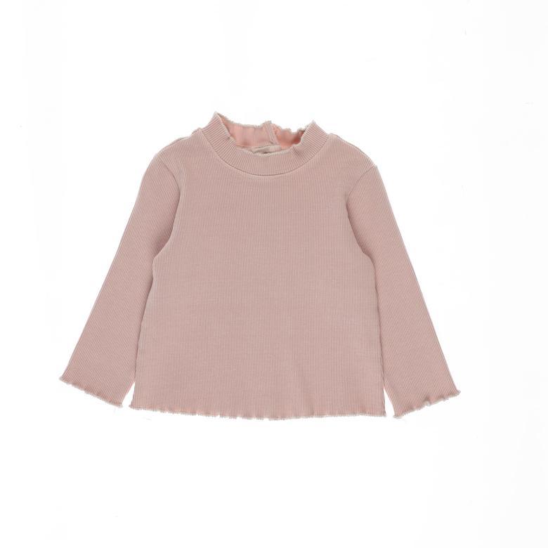 Kız Bebek Uzun Kollu T-shirt 2121GB05025