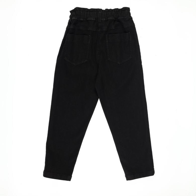 Kız Çocuk Denim Pantolon 2121GK04016