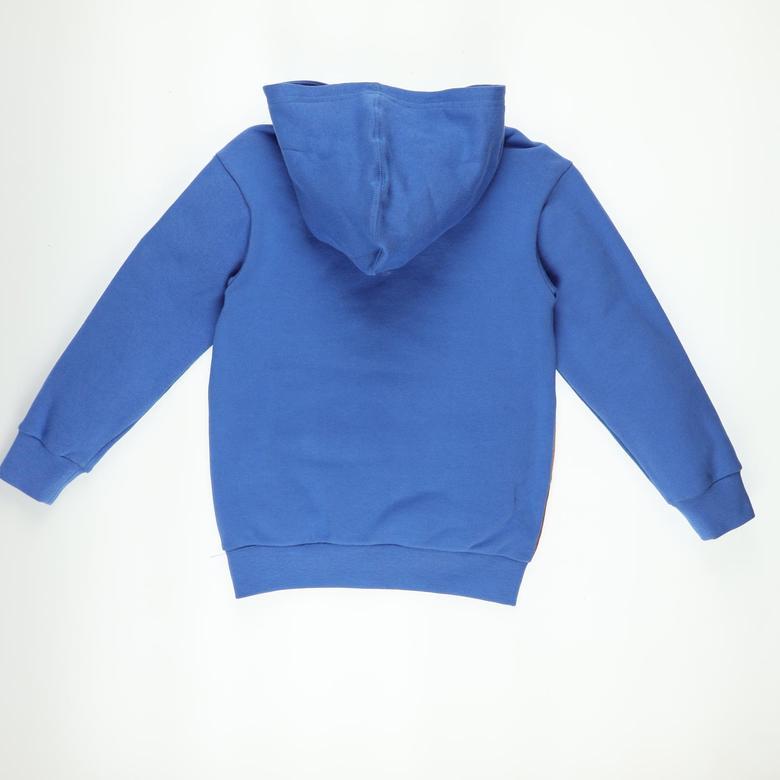 Erkek Çocuk Kapşonlu Sweatshirt 2121BK08006