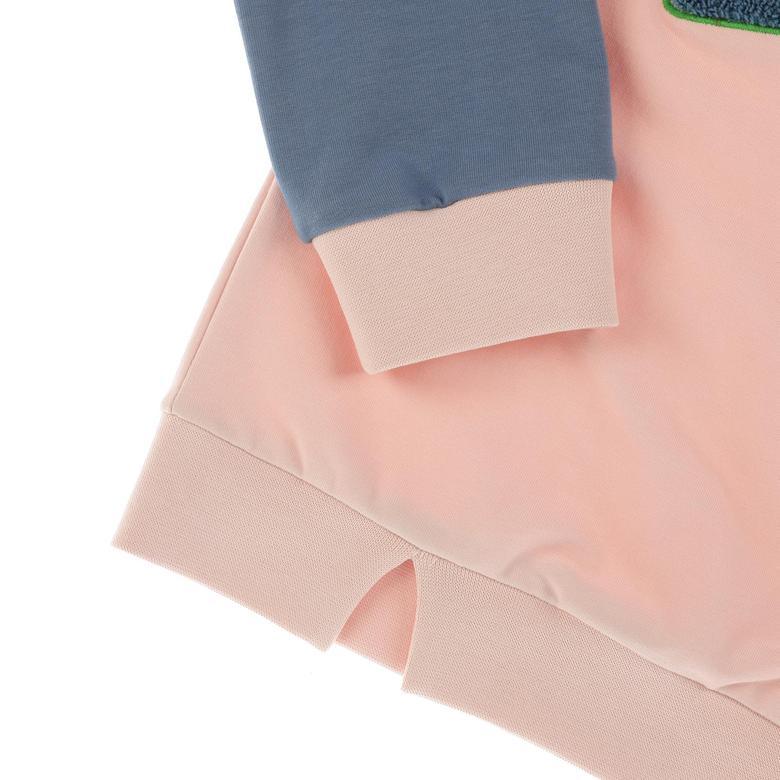 Kız Çocuk Sweatshirt 2121GK08004