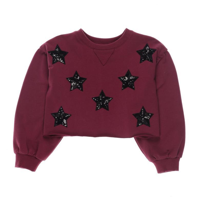 Kız Çocuk Sweatshirt 2121GK08001