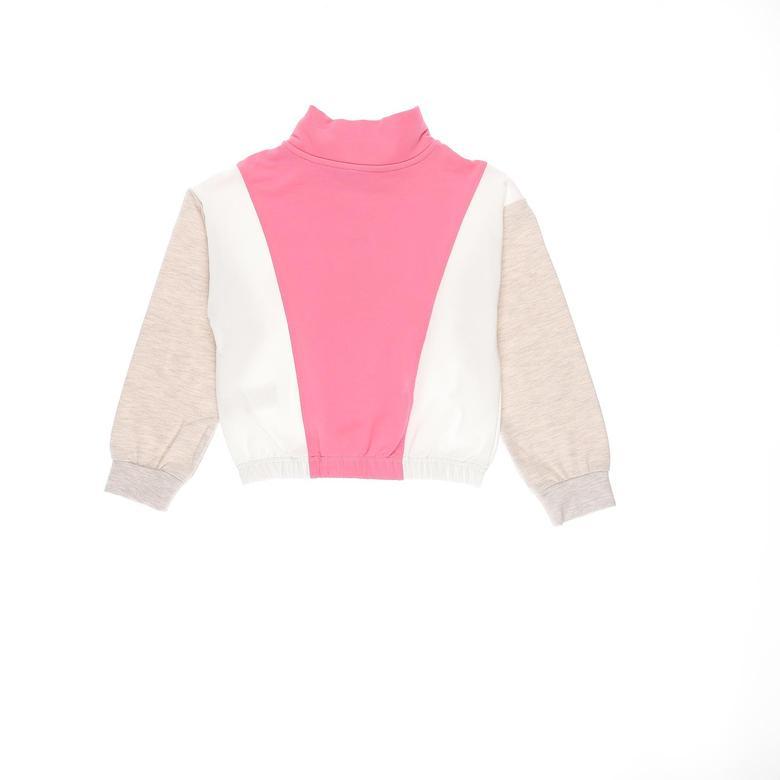 Kız Çocuk Sweatshirt 2121GK08030
