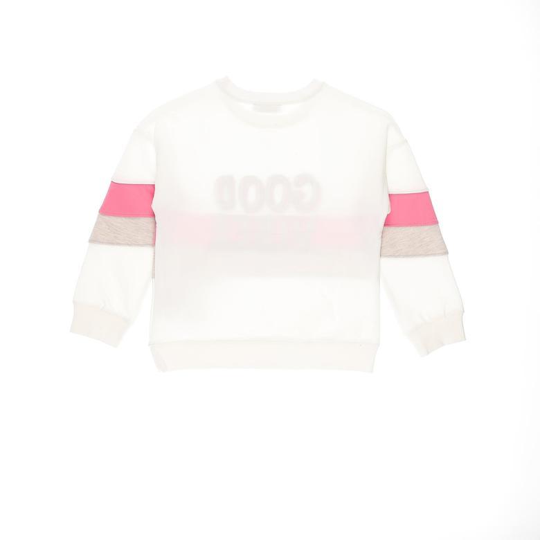 Kız Çocuk Sweatshirt 2121GK08031