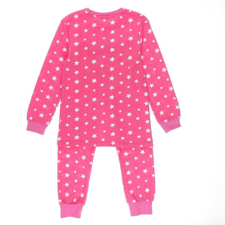 Kız Çocuk Pijama Takımı 2121GK39003